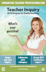 Teacher Inquiry poster image