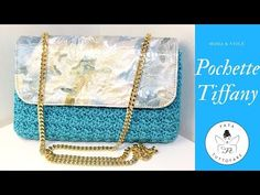 TUTORIAL: Pochette Tiffany***lafatatuttofare*** - YouTube