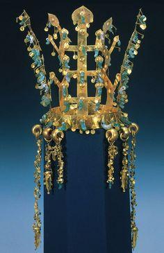 Corona del reino de Silla. Corea