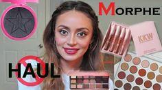 ANTI HAUL Maquillaje que NO voy a comprar | Morphe, Jeffrey Star, Kylie ...
