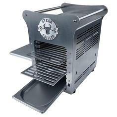 Steakgriller Hochtemperaturgrill / Gasgrill »Steakgriller« Bbq Grill, Nespresso, Steak, Coffee Maker, Kitchen Appliances, Medium, Blog, Crickets, Products