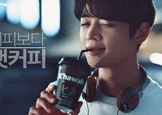 160513 #Minho - K'hawah Commercial Film #Shinee