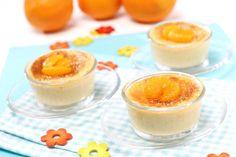 #اكلات #الطبخ #حلويات طريقة إعداد كؤوس بودنج بنكهة البرتقال