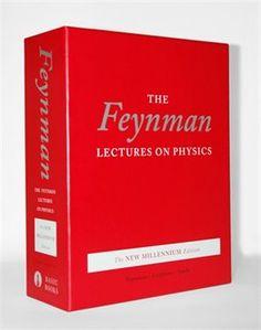 Richard Feynman's Lectures on Physics Boxset.