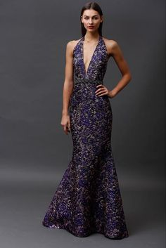 Badgley Mischka | Pre-Fall 2015 Collection | Style.com