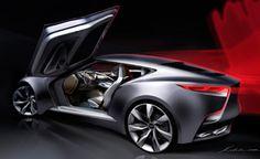Potencia y diseño son las armas del llamativo Hyundai HND-9 concept