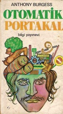 Otomatik Portakal – Anthony Burgess PDF e kitap indir epub indir