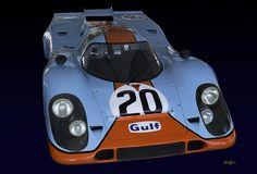 Porsche 917 Le Mans 1723