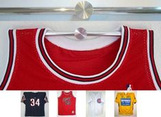Jersey Display Hanger - Wall Mount