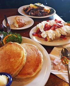 Brunch at McKay Cottage Restaurant - Bend, Oregon