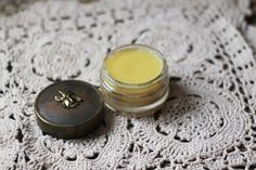 How To Make All-Natural Solid Perfume
