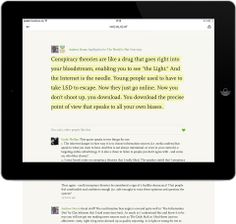 Readmill is a beautiful ebook reader for iPhone, iPad and Android - Readmill