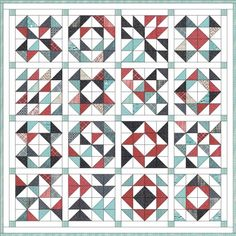 1537 Best Half Square Triangle Quilts Images In 2019 Jellyroll