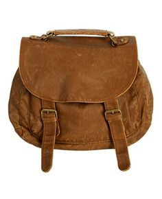 Flap Crossbody Satchel Bag - Handbags & Wallets   $20.99