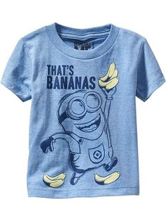 Despicable Me &#153 Minion Tees for Baby