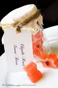 The Nature of Grace: Homemade Chipotle Peach Gummi Bears - YUMMMM!!
