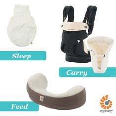 4 POSITION 360 CARRIER - NEWBORN ESSENTIALS BUNDLE – SAVE 25% $327