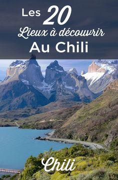 Que faire au Chili? Si vous souhaitez visiter le Chili, notre guide ultime des lieux à voir absolument est fait pour vous. Découvrez notre TOP 20!