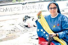 Maracaibo, No somos mujeres sometidas,en nuestras venas corre sangre guerrera, somos Hijas de Venezuela, libertad