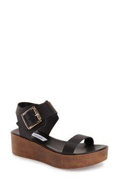 Steve Madden 'Madylynn' Platform Sandal (Women) available at #Nordstrom