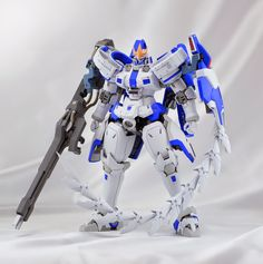 GUNDAM GUY: P-Bandai Online Hobby Shop Exclusive: MG 1/100 Tallgeese III - Painted Build