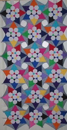 lots of dots by Elisabeth patchwork