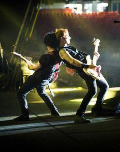 Billie Joe & Mike, Green Day