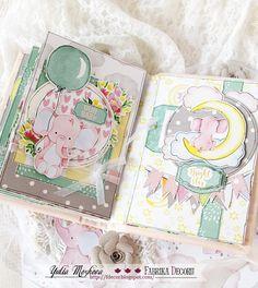 "Фабрика декору: Новинки!!! Коллекция ""Little Elephant"", ТМ Фабрика декору, а также - ВЫСЕЧКИ ко всем коллекциям!"