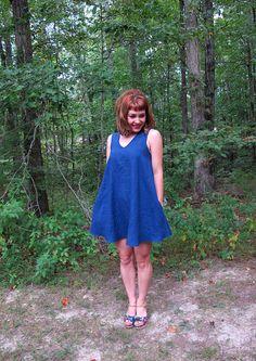 Papercut Patterns Sway dress - pockets