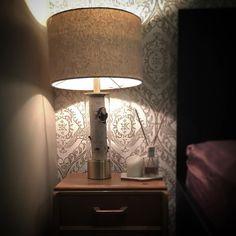 "14 Likes, 2 Comments - Bereza lamp (@berezalamp) on Instagram: ""Доброй ночи.🌛💤💤💤 #светильник #ночник #настольнаялампа #береза #латунь #эко #декор #дизайнинтерьера…"""