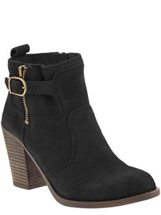 Pair with tights with skirt or pants - Lucky Brand Everalda bootie