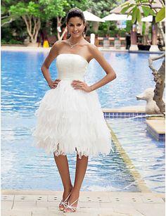 Imágenes de Vestidos para Matrimonio Civil - Para Más Información Ingresa en: http://imagenesdevestidosdenovia.com/imgenes-de-vestidos-para-matrimonio-civil/