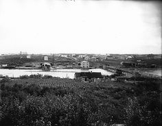 Amos, Quebec, QC,1916--vintage everyday: Old Photographs of Canada from 1858-1935