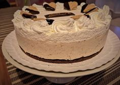 Mousse, Biscuits, Cake, Recipes, Food, Cookies, Pastel, Kuchen, Moose