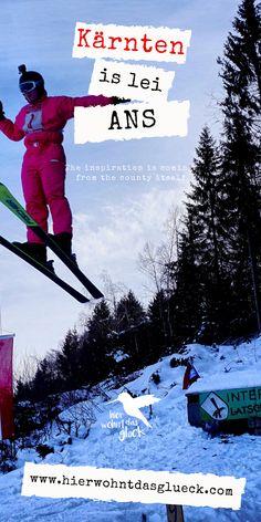 Wintersport in Kärnten: Eislaufen, Skifahren und Rodeln sind dir zu langweilig?  Du liebst das Abenteuer und bist für jeden Spaß zu haben? Dann wirst du unsere verrückten Veranstaltungsempfehlungen lieben! #kärnten #wintersport #wintersportinkärnten #skispringen #fassdaubenrennen #zipfelbob #urlaubinkärnten #urlaubinösterreich #ausflügeinkärnten #ausflügeinösterreich #freizeitspaß #ausflügemitkindern #highlightsinkärnten Movie Posters, Movies, Inspiration, Long Distance, Biathlon, Ice Skating, Winter Vacations, Ice Hockey, Ski
