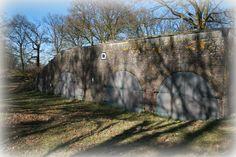 Arina's labels en kaarten.....: Fort Ruigenhoek