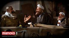 ساخت کشتی - جنتی، صادق لاریجانی و سردار نقدی