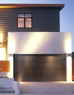 modern garage doors - Google Search