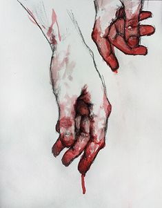 Imagem de art, drawing, and hands