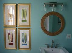 A bathroom redesign