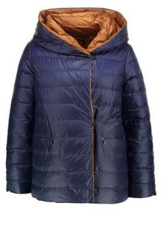 FINNICI - Gewatteerde jas - navy blue