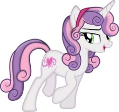 Sweetie Belle by TheShadowStone.deviantart.com on @deviantART