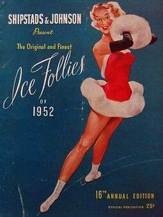 Fritz Willis - Ice Follies 1952