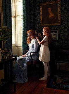 Karen Gillan by Nicole Nodland for  ES Magazine Sept 2011