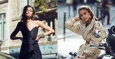 Settimana della Moda di Parigi - Primavera/Estate 2017   Alexandre Vauthier propone grandi bracciali in oro: un colore molto autunnale che però va bene per tutte le stagioni.