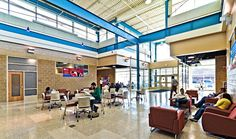 Elgin Community College MPC Building by DLA Architects