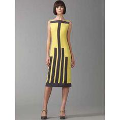 Akris - Geometric Silk Dress - Photo