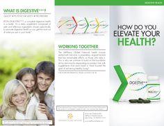 Eng digestive brochure by Светлана Разоренова via slideshare