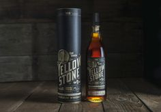 2015 Yellowstone Limited Edition Bourbon Whiskey — The Dieline - Branding & Packaging