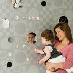 Magnetic Wall Paper